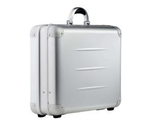 ALUpur Aluminiumkoffer vollaluminium