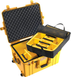 Peli Air 1607 gelb
