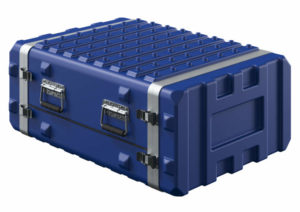 19 Zoll System Container blau