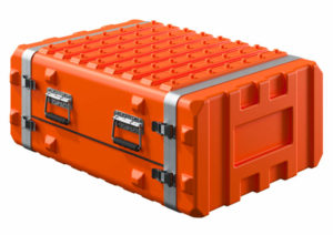 19 Zoll System Container orange