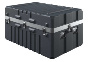 Transportbox anthrazit