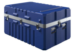 Transportbox blau