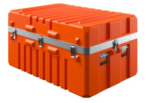 Transportbox orange