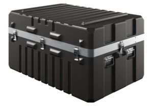 Transportbox schwarz