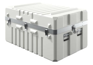 Transportbox weiss
