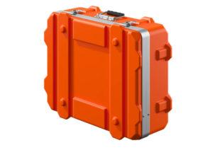 Transportkoffer orange