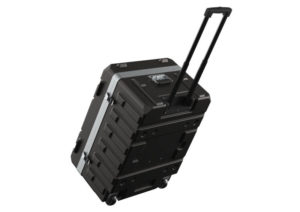 Trolley Koffer schwarz