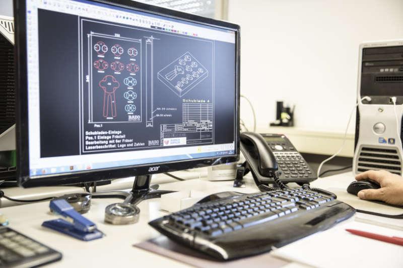 Konzept / CAD Verpackungen